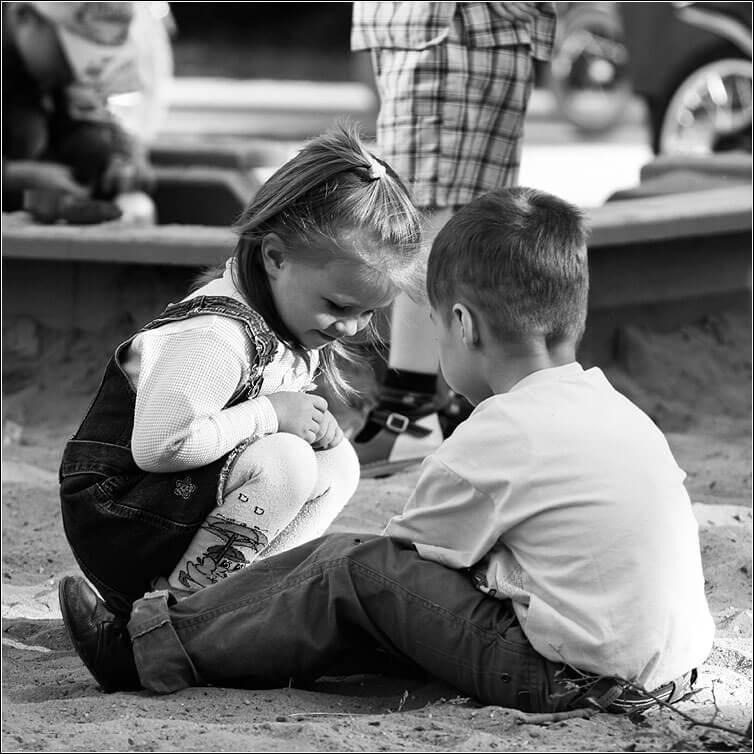 Детская любовь демотиваторы