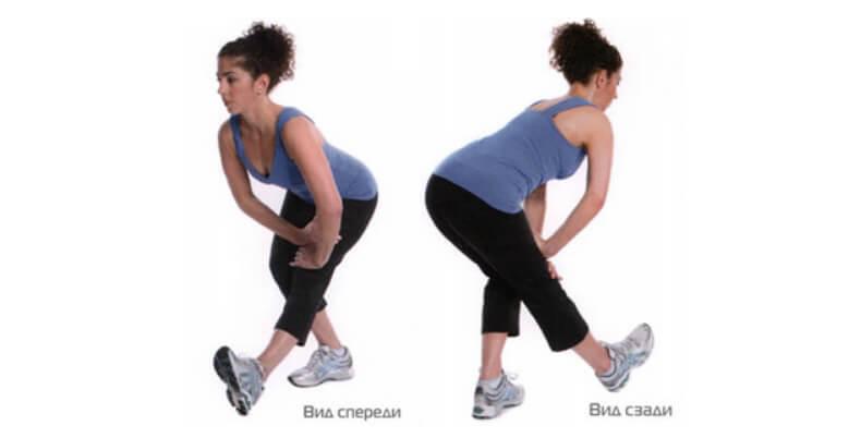 Подколенное сухожилие: 3 упражнения на растяжку