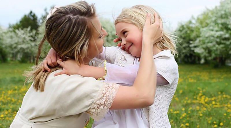 Детям достаётся то, что испытала их мама в детстве