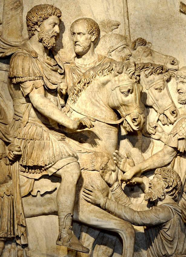 Стоик Марк Аврелий: 9 принципов жизни философа