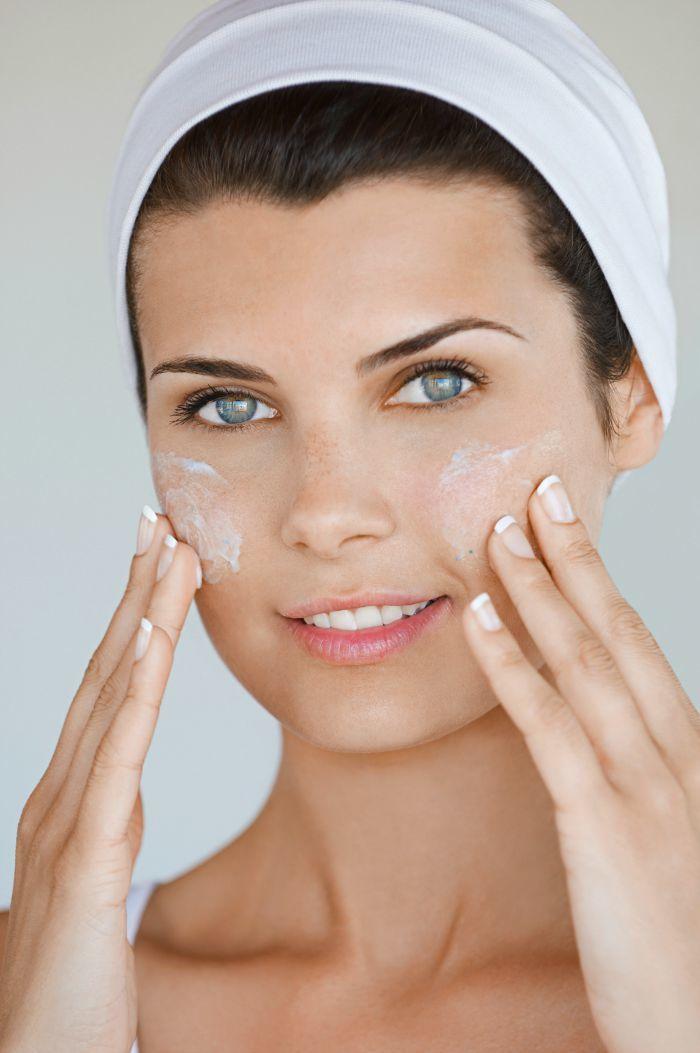 Упругая и подтянутая кожа лица за 10 минут в день!