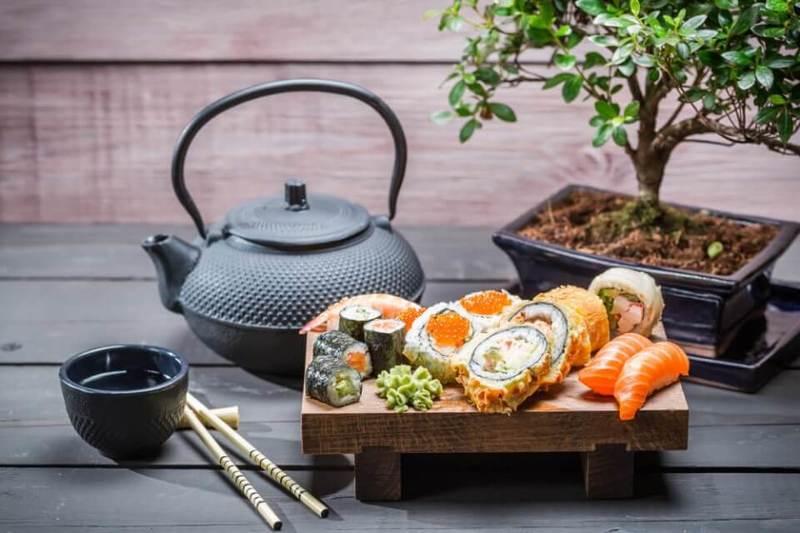 Питание по-японски: 4 ЗОЛОТЫХ правила