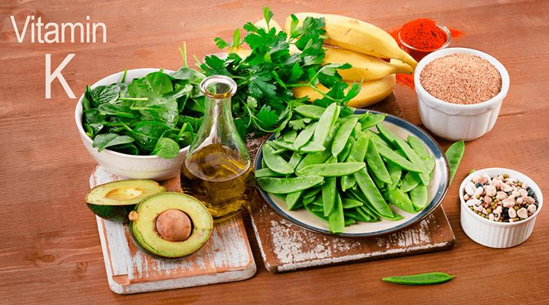 Витамин К: Первые признаки нехватки «витамина долголетия »