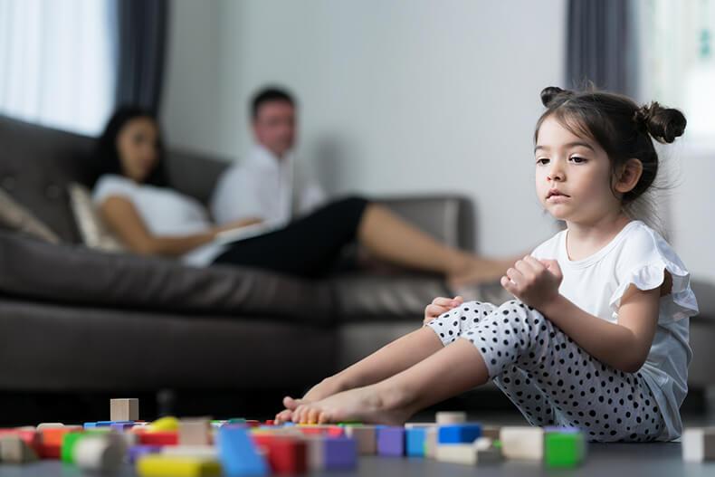Как выглядит здоровая семья, а как — проблемная