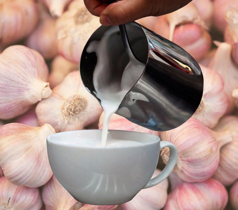 Чесночное молоко от 11 проблем со здоровьем