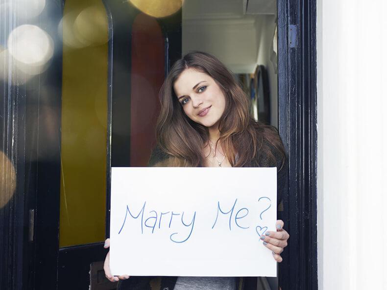Почему он НЕ хочет жениться?