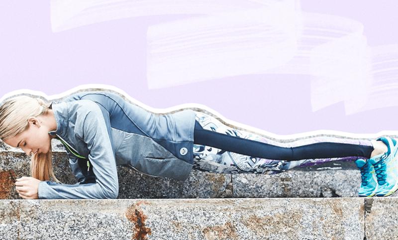 Сбросить вес: Уделите себе всего по 5-минут пару раз в день!