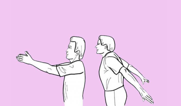 Целебные махи руками: Лечение гипертонии, польза для сердца и печени