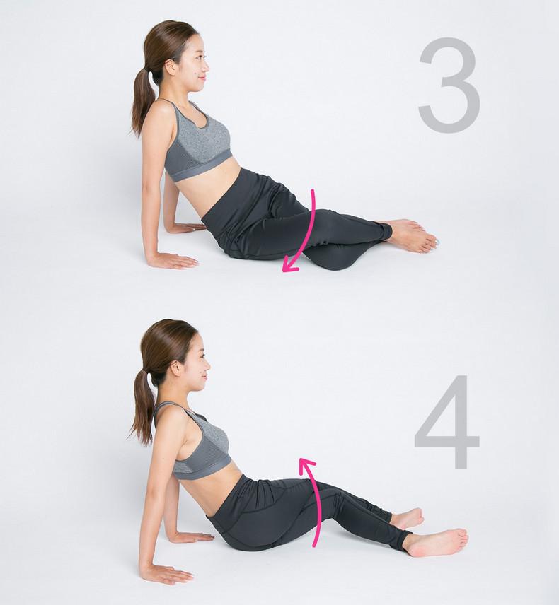 Птоз кишечника: 2 упражнения от запоров, отеков и лишнего веса