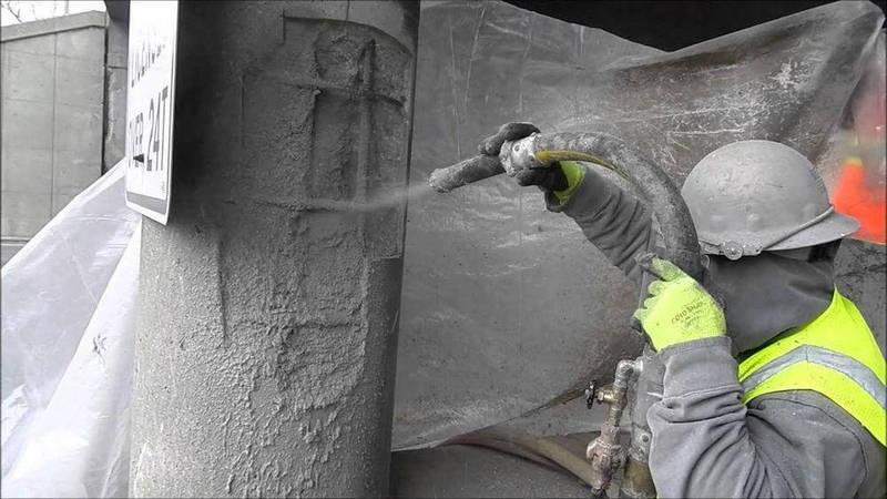 ремонтные составы для железобетонных конструкций