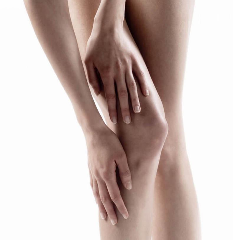 7 упражнений для похудения: убираем жир с коленей!