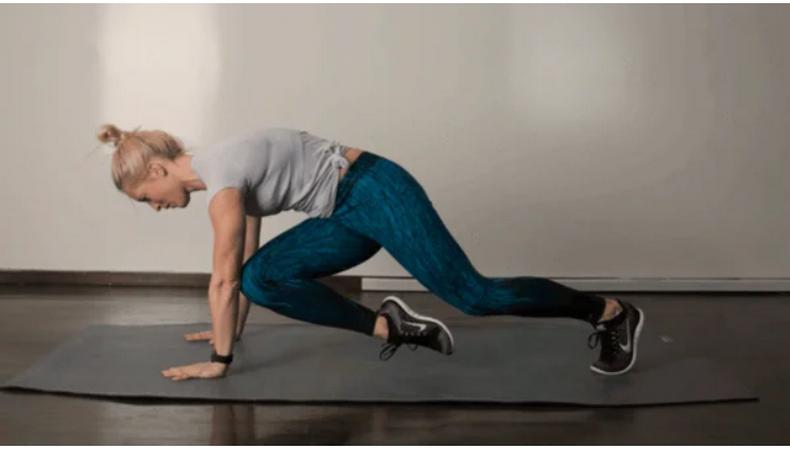 Плоский живот за 5 минут в день! 3 простых упражнения