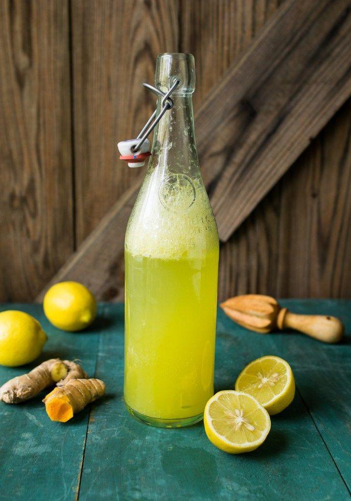 Дренажный напиток, который поможет убрать отеки