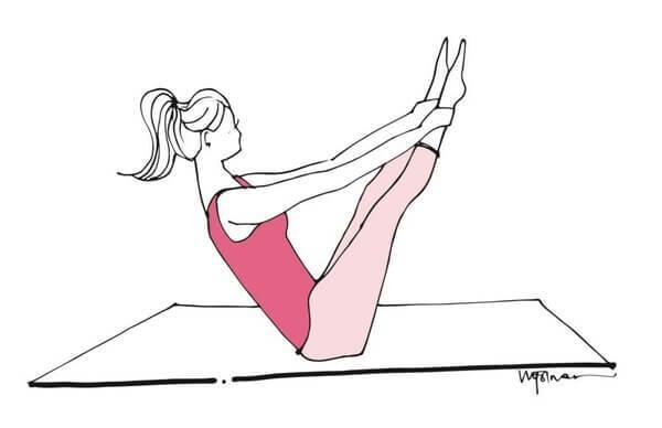 5 супер жиросжигающих упражнений, не требующих движения
