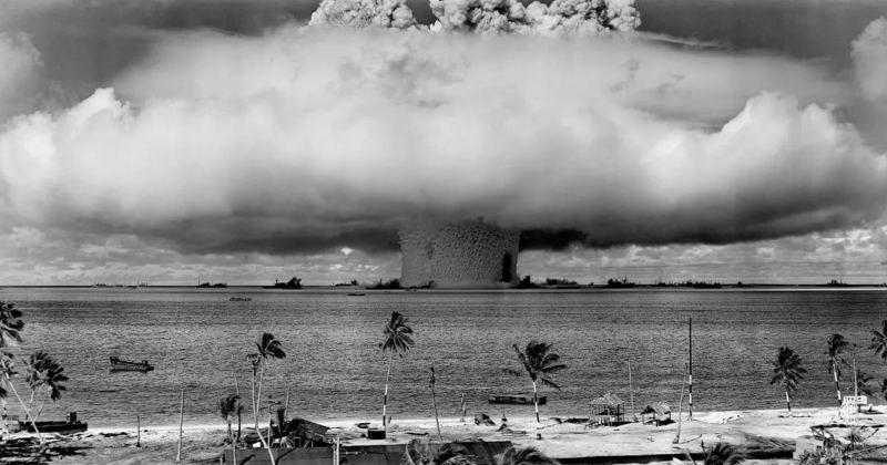 Самое радиоактивное место на Земле. И это не Чернобыль