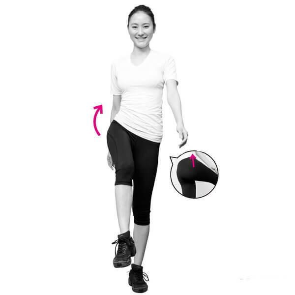 Ходьба в стиле Тодай: Как шагать и худеть – всего 7 минут в день!
