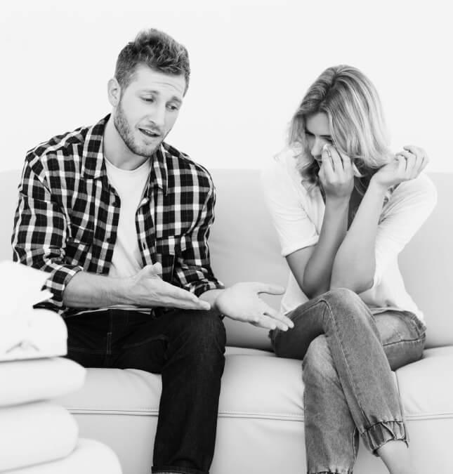 Илсе Санд: Как понять, что ваши отношения на грани разрыва, и что делать потом