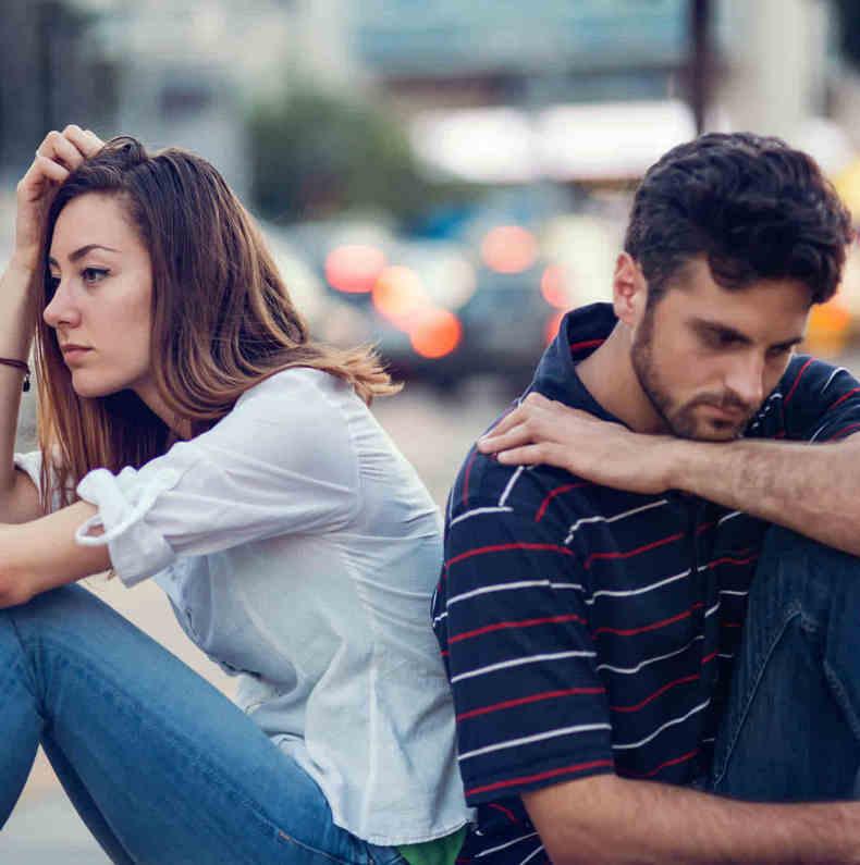 Незавершенные отношения: Прошлое, которое держит
