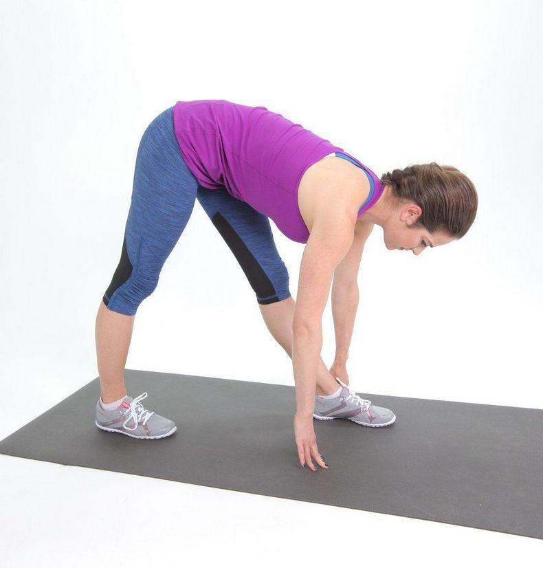 Для тех, кто работает сидя: 6 лучших упражнений на растяжку
