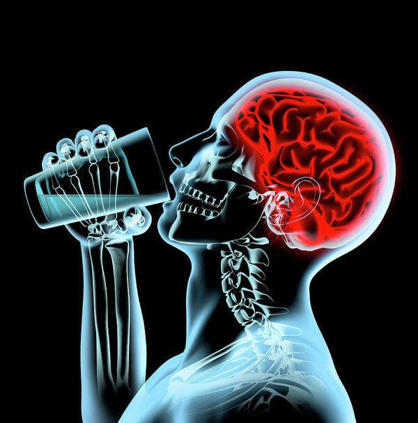 �звестный психиатр Самуель Болл: Как алкоголь, на самом деле, влияет на мозг
