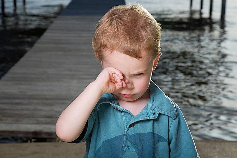 Чек-лист: Что делать родителям, если у ребенка истерика?