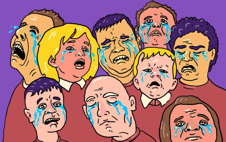 Опасность нытья: Как отвадить отсебя нытика