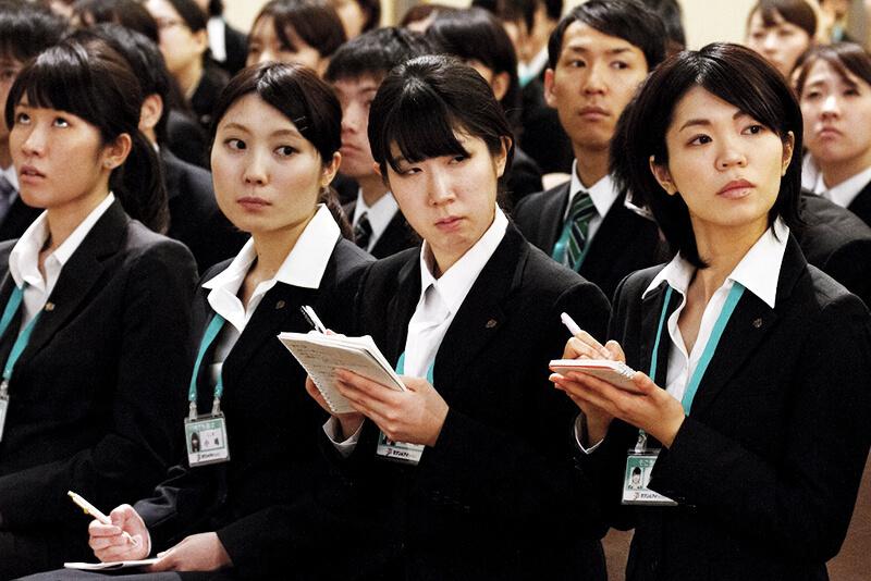 3 кита японской дисциплины