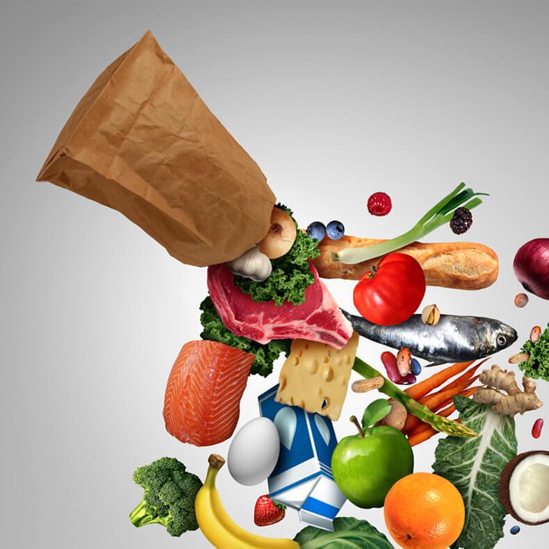 Вот список продуктов, которые нельзя ни есть, ни покупать