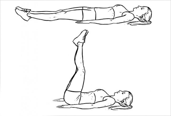 Как убрать живот: 5 упражнений, которые быстро решат проблему