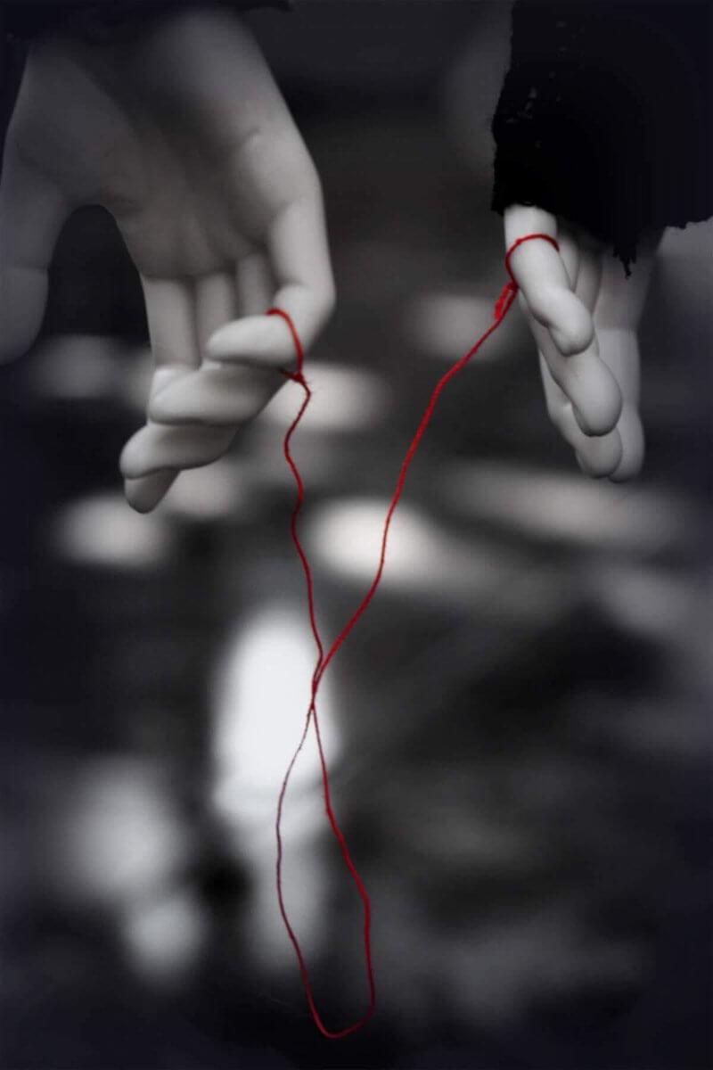 Когда рвутся невидимые нити, которые нас связывают