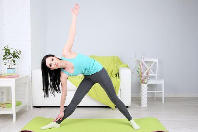 Упражнения, которые избавят от застоя в желчном пузыре