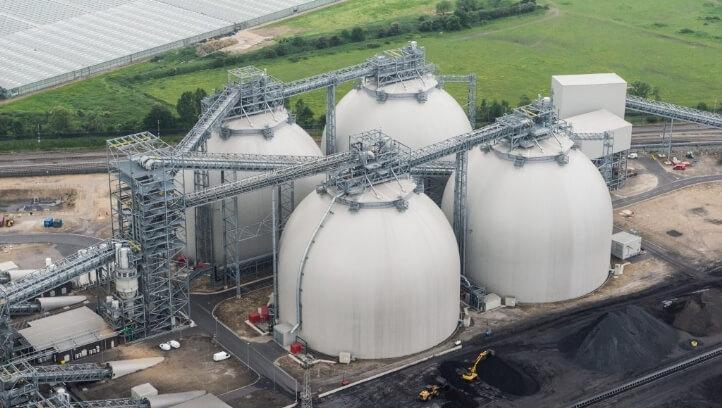 Как самая грязная электростанция в Западной Европе перешла на ВИЭ