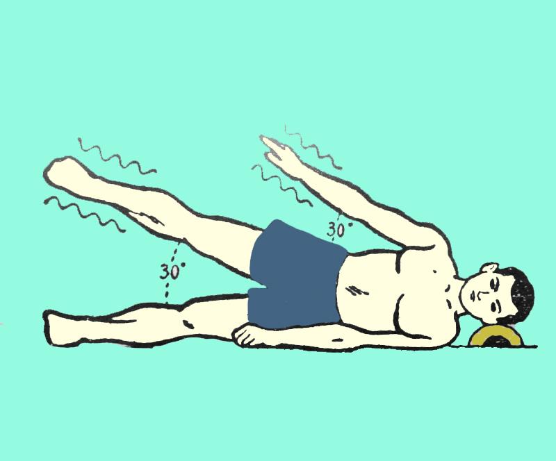 """""""Тростник на ветру""""— упражнения Кацудзо Ниши для тех, у кого постоянно мерзнут руки и ноги"""