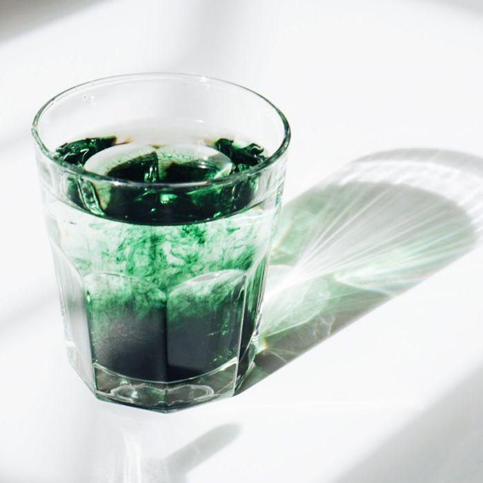 Жидкий хлорофилл: Обновление организма на клеточном уровне