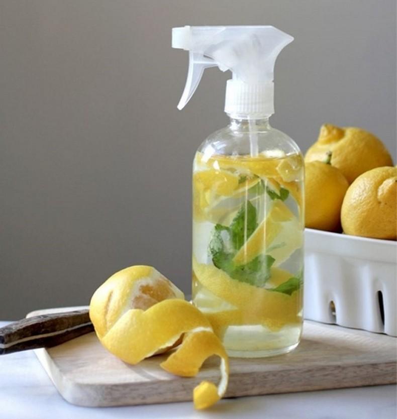Как сделать чистящие экосредства своими руками