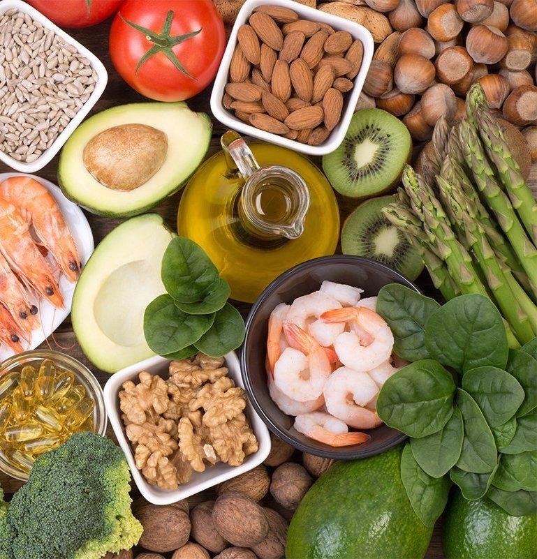Магниевая диета для тех, кто хочет жить долго