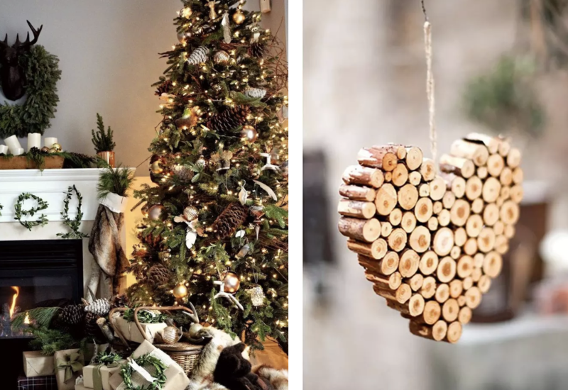 Новогодний лайфхак: 10 способов бюджетно и оригинально украсить ёлку