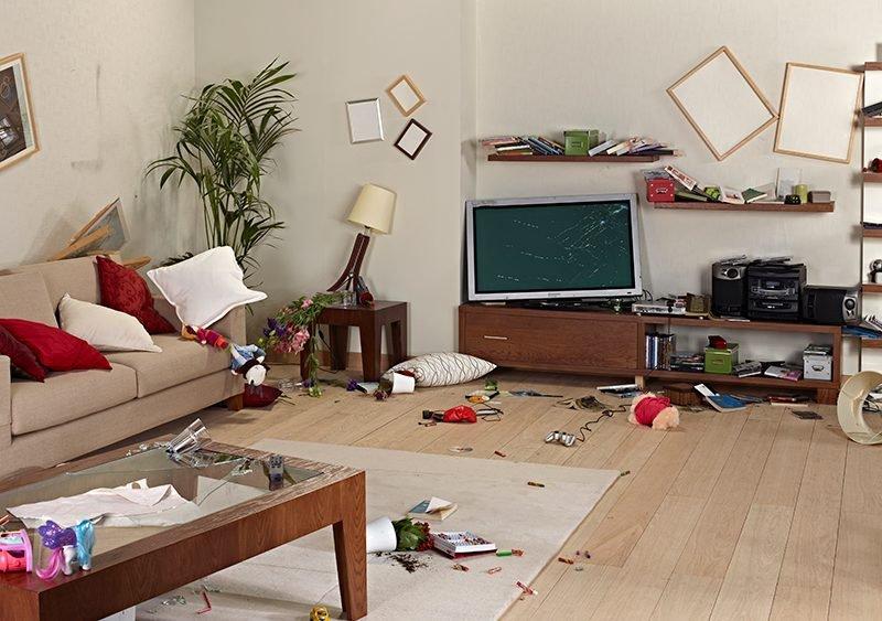 Беспорядок в доме: 8 скрытых психологических проблем