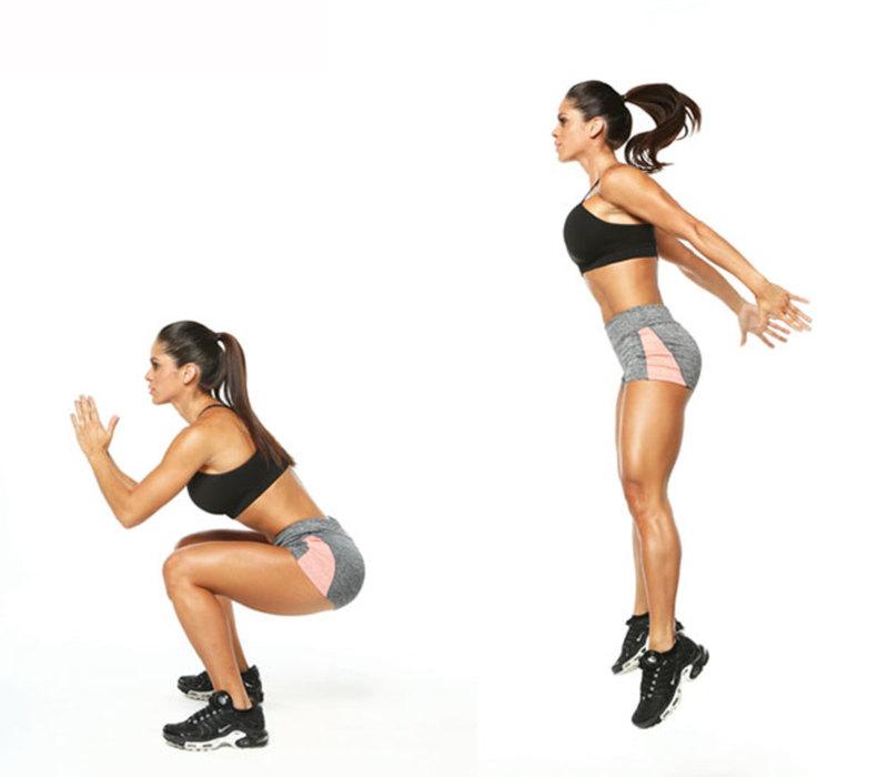 ТОП-7 упражнений для сжигания жира и подтяжки бедер
