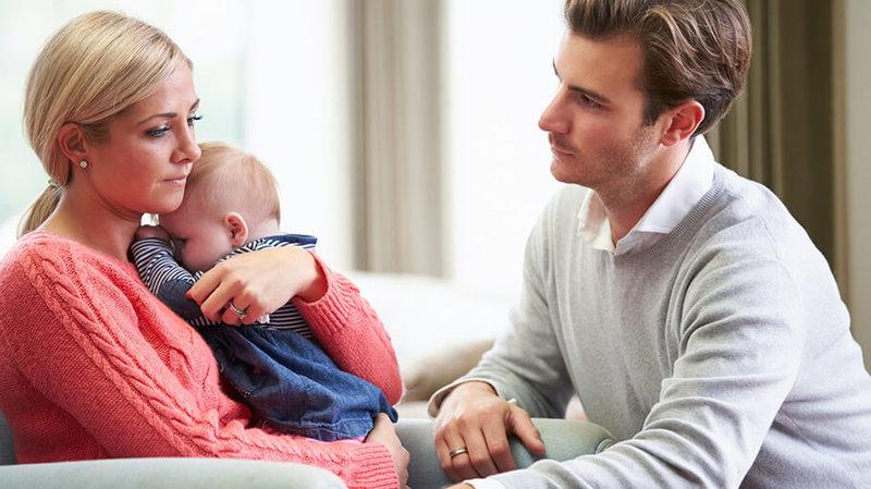 Если муж не участвует в семейной жизни