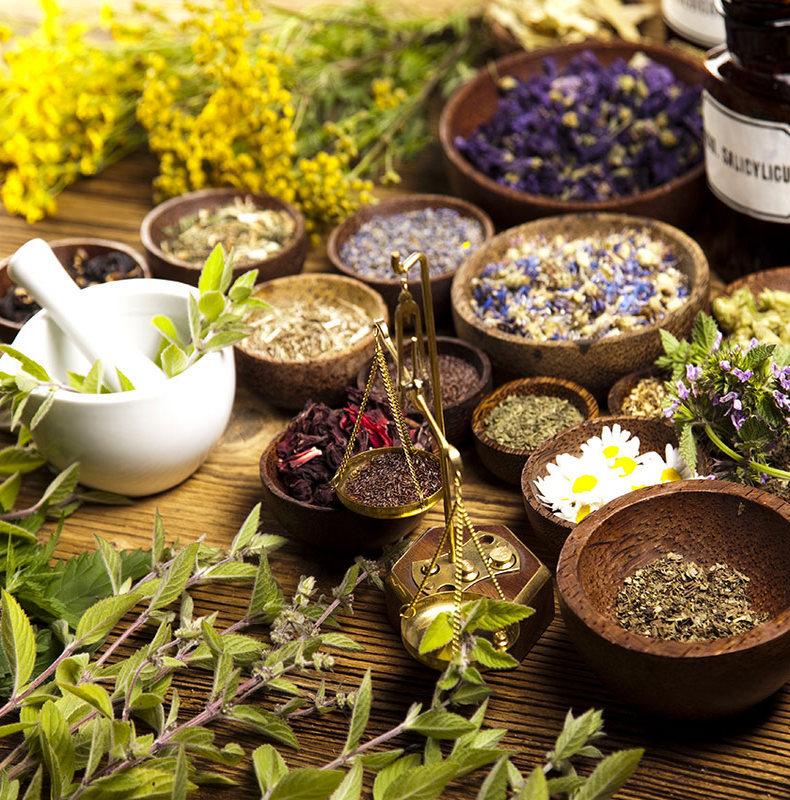 15 растений, которые оптимизируют работу щитовидной железы