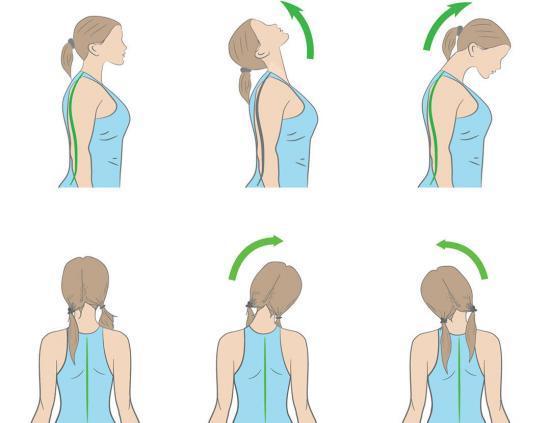 Остеохондроз шейно-грудного отдела: снимаем боль простыми упражнениями
