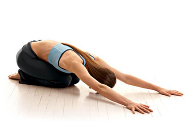 От вздутия живота помогут простые упражнения