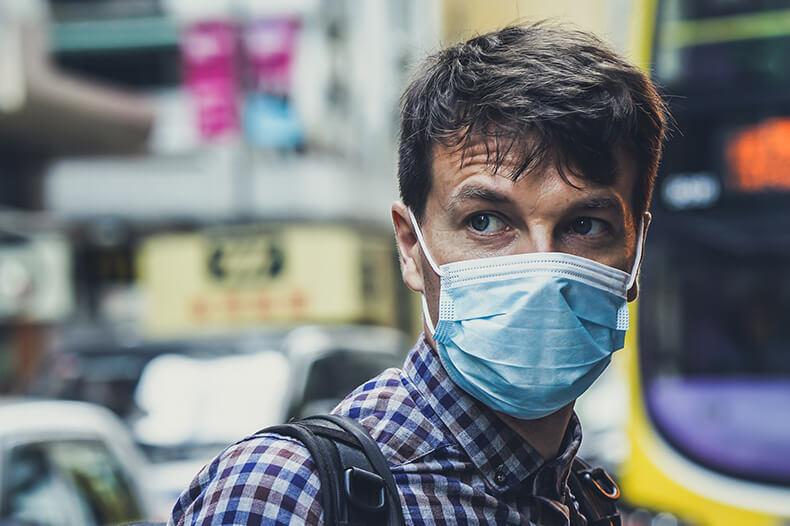 Новый коронавирус - новейший пандемический ужас