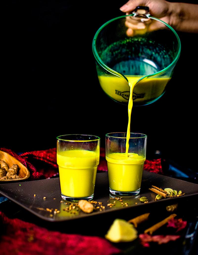 Индийский напиток долголетия: чистим кровь и лечим суставы!