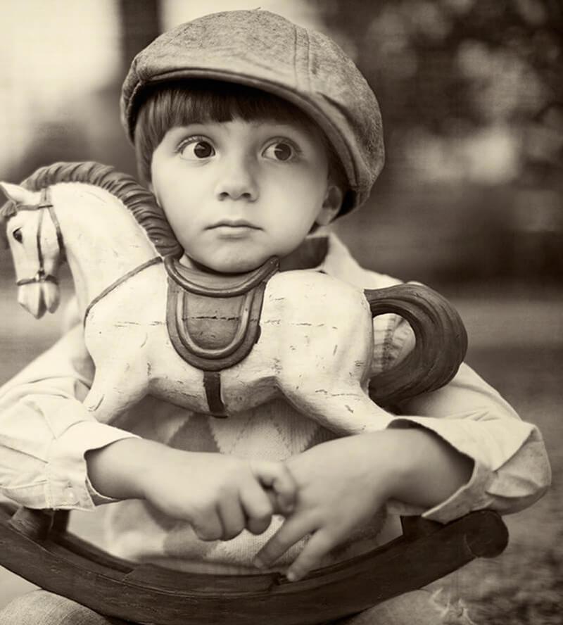 Как вырастить счастливого ребенка: золотое правило