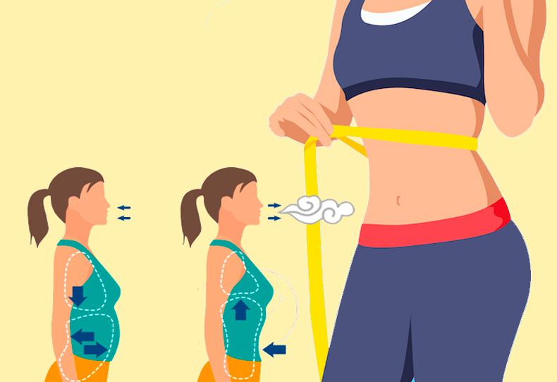 Dacă nu aveți timp pentru sport: tehnici de respirație pentru a arde calorii