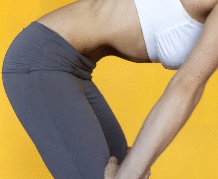 Дыхательная гимнастика и втягивание живота для похудения.