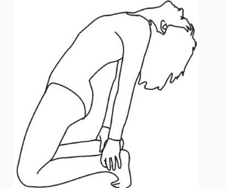 Спасение для ног: упражнения которые снимут усталость