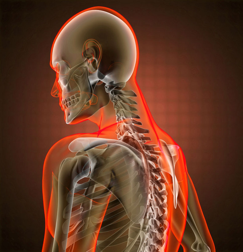 Как избавиться от тяжей и дряблости на шее